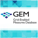 Grid-enabled Measures (GEM)
